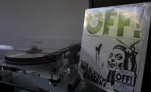 OFF!'s first LP